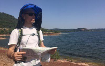 #5 OVERCAP – Salagou lake