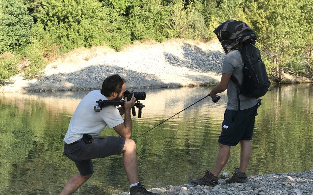 #10 OVERCAP – video shooting Day 2!